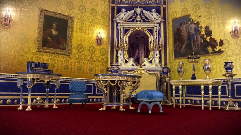 Воссоздание Лионского зала