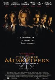 De tre musketörerna (1993)