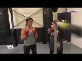 nadiya - тренировка 1