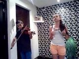 Daniela si Darius Stoica-Tatal si maicuta mea (Claudia Ionas) 2013