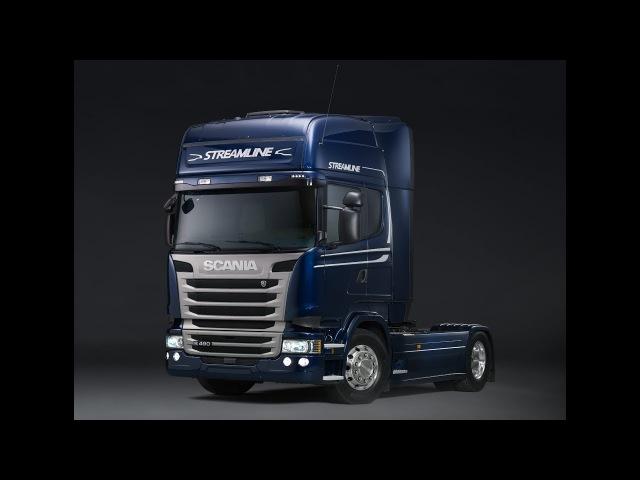 Euro Truck Simulator 2 Рассматриваем мод-SCANIA R STREAMLINE (RJL).