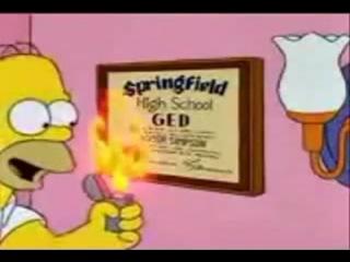 Homer Simpson - Mambo Number Five