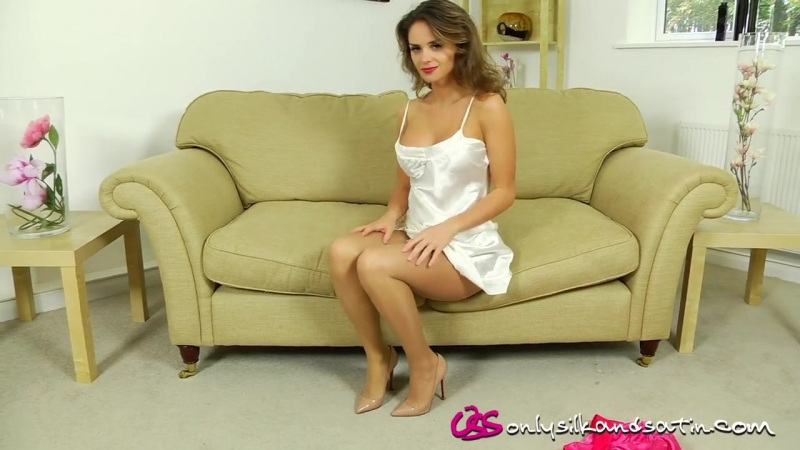 Adele Taylor Only silk and satin