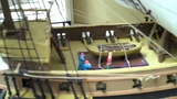 Spanish Galleon 196 Scale Fully Rigged