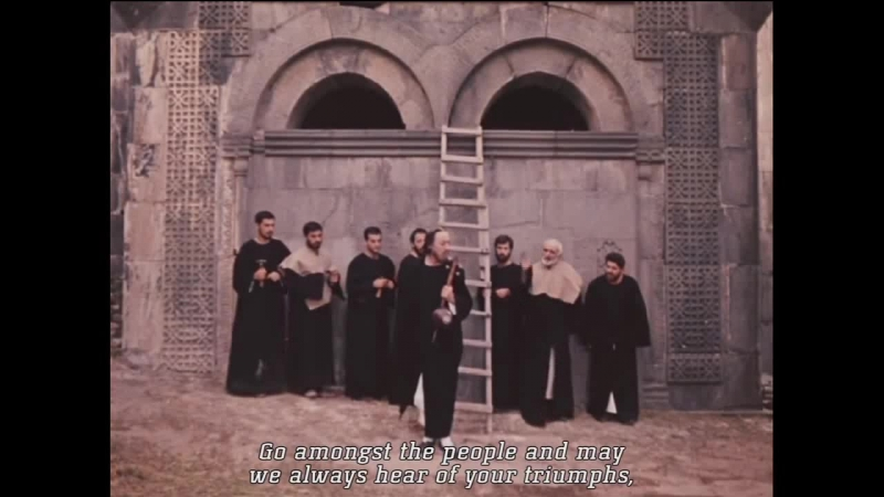 Цвет граната (1969) - OST by Nicolas Jaar