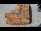 Кирпичная кладка угла в 1,5 кирпича