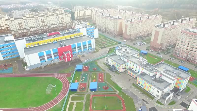 ЖК Государев дом Школа сад