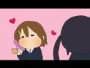 [SHIZA] Кэйон! Ураон (2 сезон)  K-On!: Ura-On! TV2 [Special] - 2 серия [MVO] [2010] [Русская озвучка]