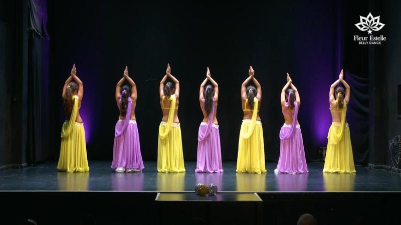 ARABIA (Hanine) by Fleur Estelle Dance Company