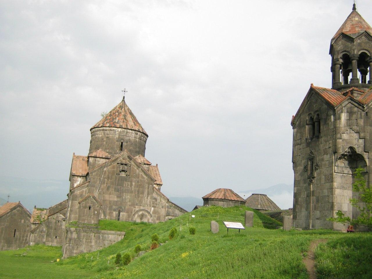 Монастырский комплекс Ахпат