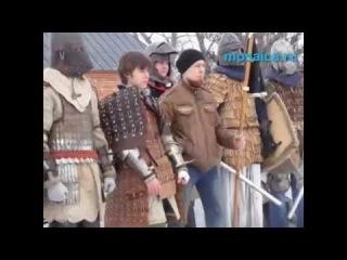 Исторические клубы Ульяновска сошлись в бою за ледяную крепость