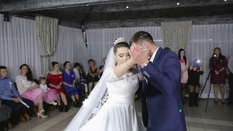 Юрій та Марія - Перший весільний танець,святковий торт 27.10.2018