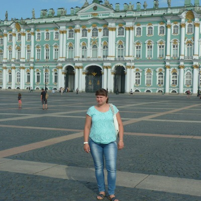 Анна Орешина(кулёва)