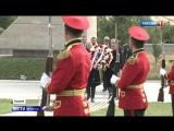 Десять лет мира с 08.08.08: в Абхазии и Осетии прошли минуты молчания, в Грузии - военные учения