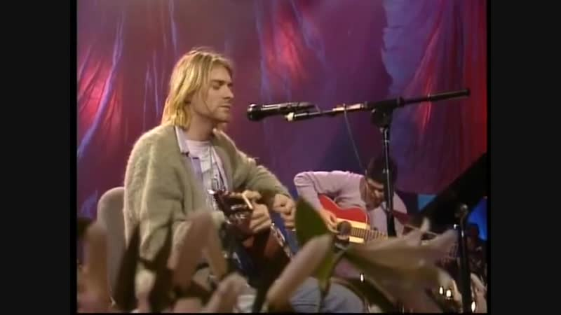 Nirvana - Jesus Doesnt Want Me for a Sunbeam - MTV Unplugged In New York_HIGH