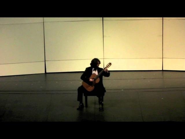 Celil Refik Kaya - Sonata Eroica (Giuliani)