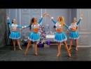 Шоу балет Mambo 4К Видео
