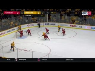 NHL 2018-2019 / PS / 25.09.2018 / Carolina Hurricanes @ Nashville Predators