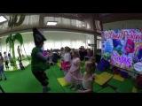 Танец анимация Тролли на детский праздник  Фирма Аниматор г.Севастополь