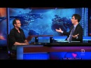 Hank Azaria on The Daily Show with Jon Stewart 07/31/13 (Full Interview)