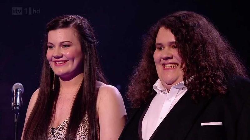 Jonathan Charlotte Final [HD] Britains got talent 2012