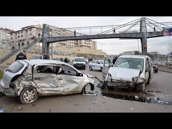 How To Not Drive Your Car on Road 2018 ARAÇ KAMERASI KAZA KAYITLARI 42