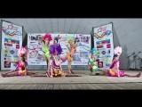 Бразильская Самба. Шоу-балет