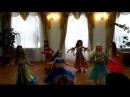 Студия восточных танцев Ферюза - детский танец - 01.06.14