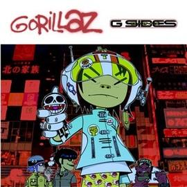 Gorillaz альбом G-Sides