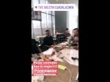13.10.2018 | Джаред и Шеннон обедают в ресторане | Гвадалахара, Мексика