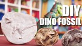 How To Make A Dino Fossil DIY Craft Mad Stuff With Rob