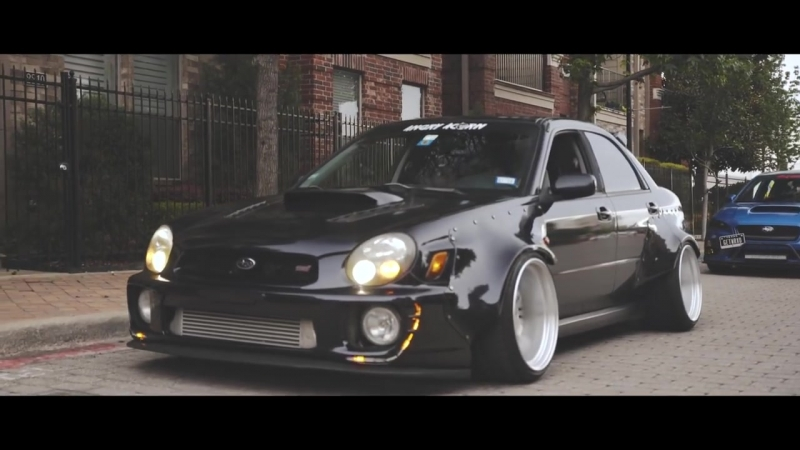 Insane Widebody STI x Bagged WRX | Perfect Stance