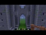 Замок в Майнкрафт-Строительство.
