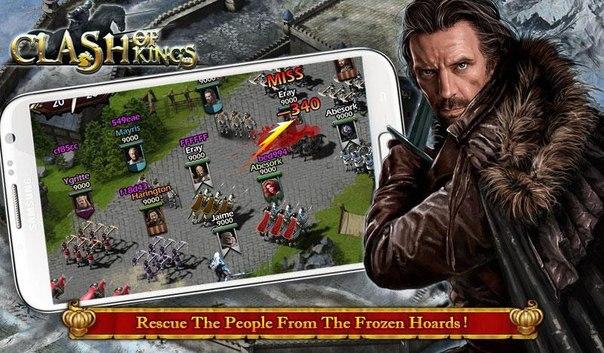 ???? Clash of Kings – бесплатная стратегия в реальном времени в духе Казаков и Героев III!