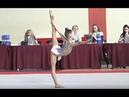 НОСОВА ЕЛИЗАВЕТА 2011 БП Художественная гимнастика. Rhythmic gymnastics. Ginnastica ritmica.