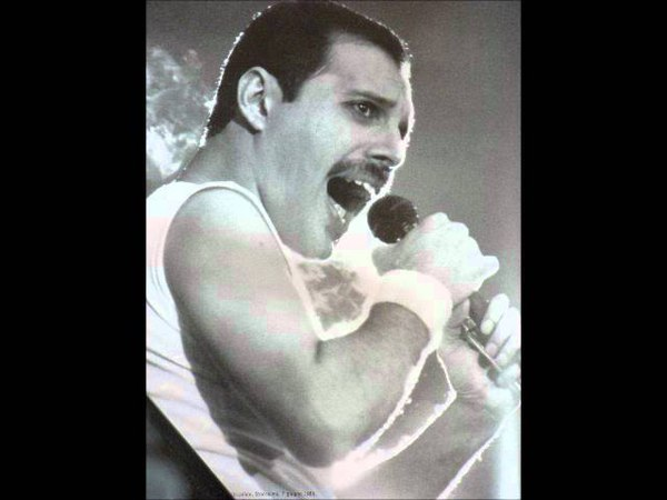Freddie Mercury - In My Defence (Semi Acapella)