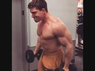 Strength of Body. Простое, но эффективное упражнение для прокачки бицепса