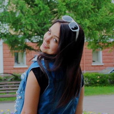 Катерина Степанова, 16 декабря 1994, Красноярск, id41119544