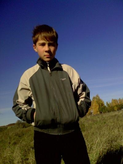 Миша Леонтьев, 11 сентября 1998, Цивильск, id172446849