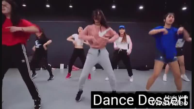 Dessert Wow Dance [ in Asian Girls]