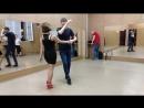 танец именинницы Танюши
