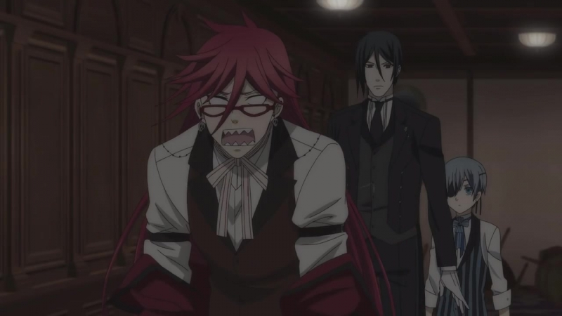 Black Butler - Official Clip - Death Match