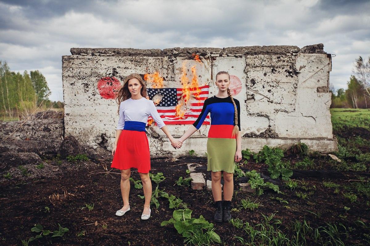 Народное творчество из Новосибирска.