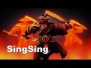 SingSing Ember Spirit Triple-Ultra-Rampage Fluffy Bears Dota 2