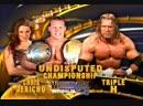 (WWE Mania) WrestleMania X8 Chris Jericho (c) vs Triple H - Undisputed Championship