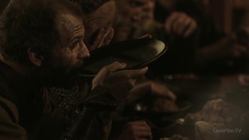 Vikings |1х07| викинги и тарелки