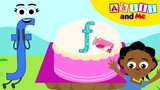 Meet Letter F! Learn Letter F with Akili Cartoons for Preschoolers