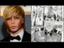Армейские фото российских знаменитостей