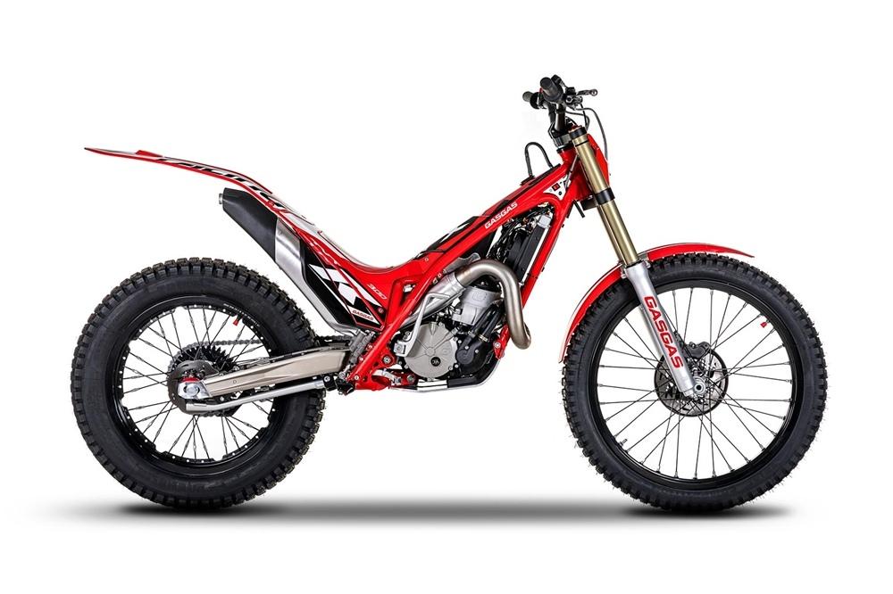 Линейка триальных мотоциклов GasGas 2020
