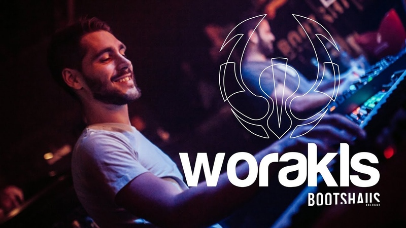 WORAKLS - LIVE @ GODS MONSTERS Bootshaus Cologne 2018